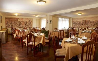 Restaurant Q'awarina